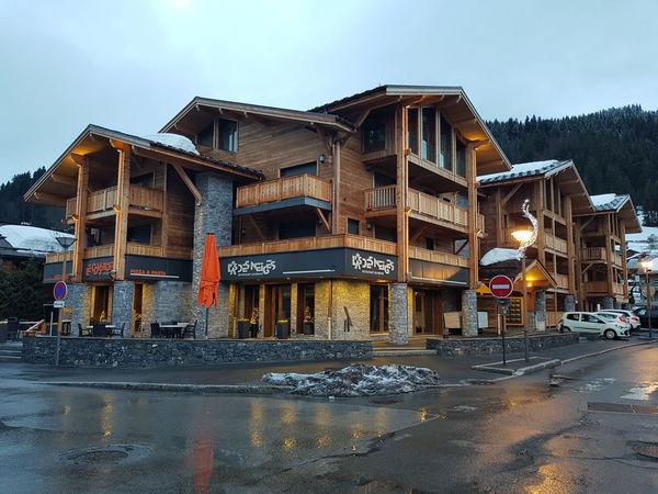 Travaux électriques dans résidence de montagne