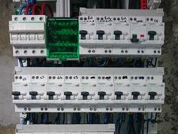 Câblage d'un tableau électrique
